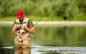 рыбалка в подарок