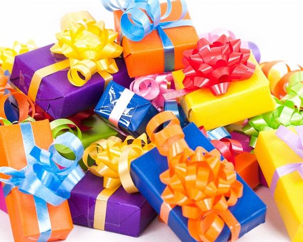 Красивая коробочка на день рождения
