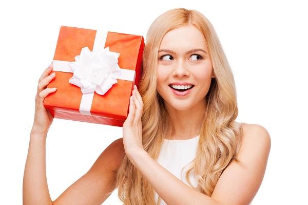 Какой девушки хотят подарок 61