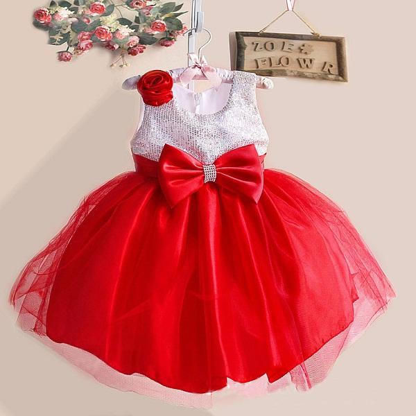 Нарядные платья для самых маленьких