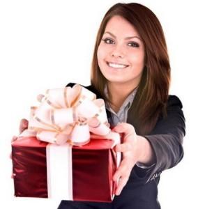 подарок начальнице