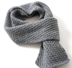 шарф для папы