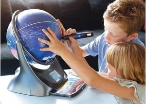 интерактивный глобус