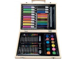 карандаши фломстеры краски