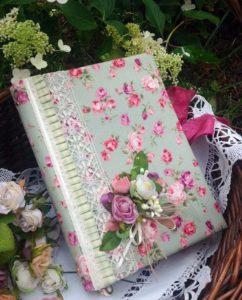 дневник ручной работы