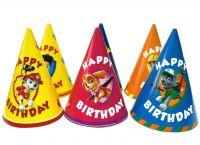 день рождения в стиле щенячий патруль сценарий