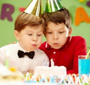сценарий дня рождения для мальчика