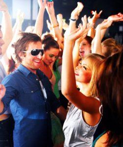 вечеринка дискотека