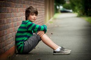 мальчик 11 лет