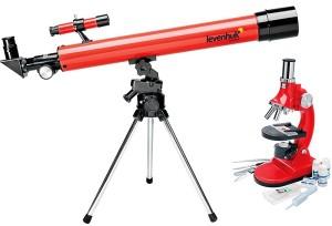 микроскоп телескоп