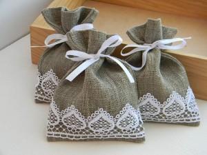 мешок с подарком