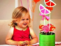 что подарить девочке на 2 года на день рождения