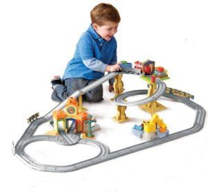 железная дорога для детей