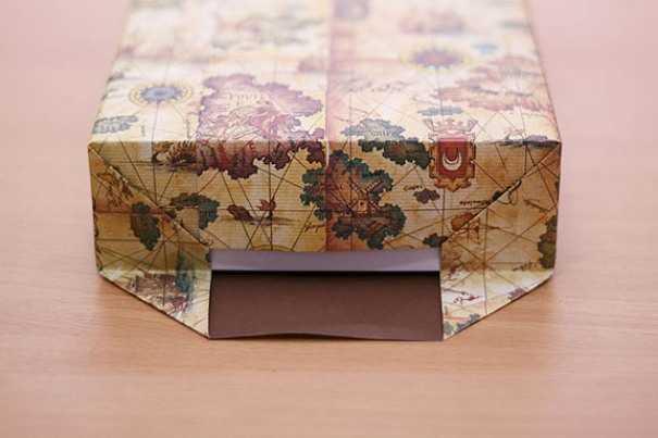 упаковка подарка 3