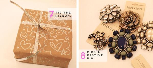 упаковка подарка 11