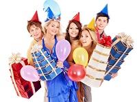 отметить день рождения необычно и недорого