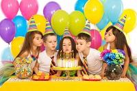 сценарий детского дня рождения 5 лет девочке