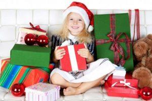 Подарки на новый год для девочек фото